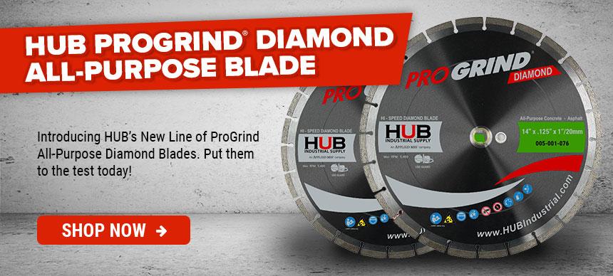 HUB Diamon Blades